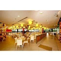 food court design india commercial interior designing decoration beauty parlor