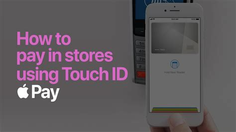 apple pay indonesia apple pay how to pay with touch id on iphone apple doovi