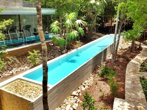 backyard lap pool 25 best ideas about backyard lap pools on pinterest lap