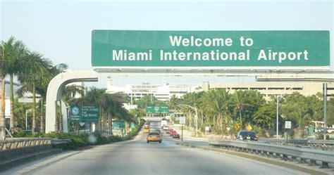 imagenes welcome to miami breaking news miami international airport mia now
