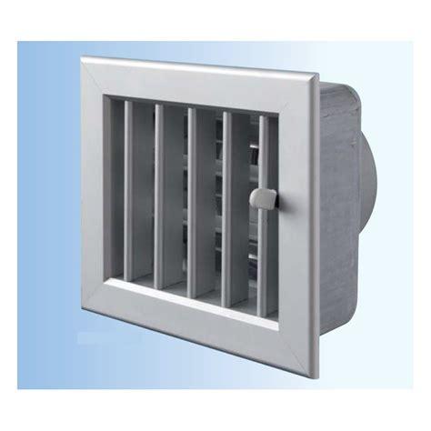 Grille Ventilation Reglable by Grille De Ventilation R 201 Glable En Aluminium Centro Edile