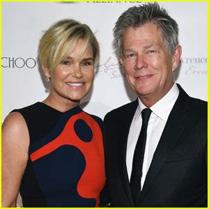 yolanda foster and david foster divorce lyme disease aaron tveit debuts buzz cut on watch what happens live
