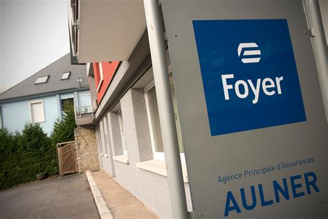 foyer assurance luxembourg assurances foyer aulner philippe agence principale d