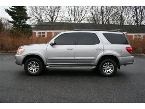 Toyota Sequoia Specs 2005 Toyota Sequoia Limited 4wd Data Info And Specs