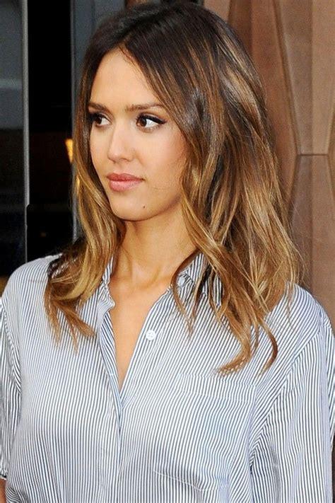 ecaille hair brunette 52 best mid length hairstyles images on pinterest hair