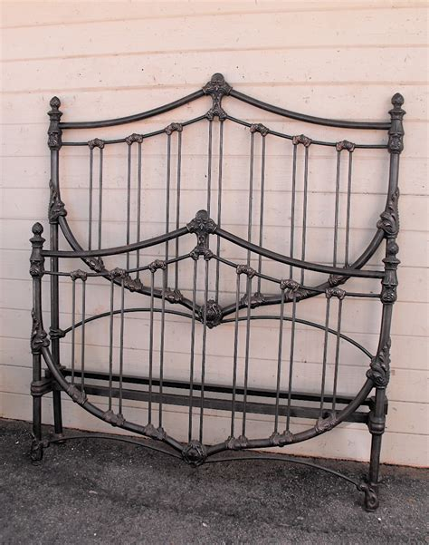 antique metal beds antique iron bed 13 cathouse antique iron beds