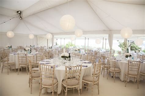 White Lantern Decor In The Ceiling Of The Pearl Tent Wedding Tent Ceiling Decor
