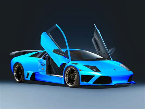 Blue Lamborghini Black And Blue Lamborghini 35 Cool Wallpaper