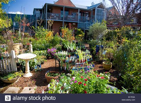 garden centre in the new south wales town of berry which