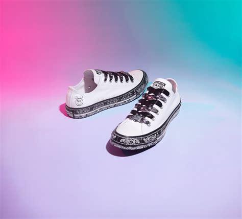 Harga Converse X Miley Cyrus miley cyrus x converse esclusiva collezione di sneakers e