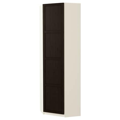 ikea pax hemnes wardrobe pax corner wardrobe white hemnes black brown 73 73x60x236