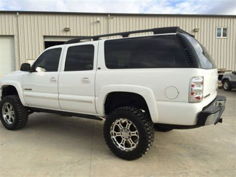 electric power steering 2003 chevrolet suburban 2500 electronic throttle control find used 2003 chevy k2500 suburban white 6 quot lift kit 90 580 miles excellent condition in omaha