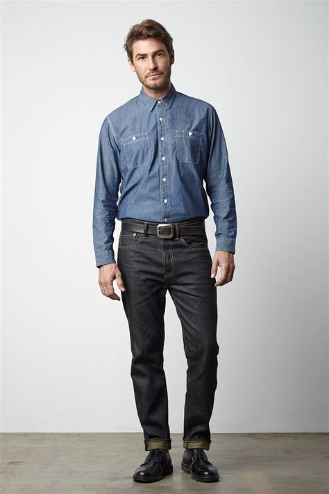 Celana Levi S Levi S Original 501 Customized Tapered Chutney die original blue levi s 501 customized tapered