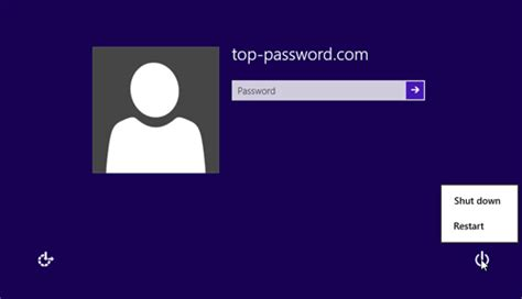 reset password in xp mode how to restore your windows 8 computer to factory settings