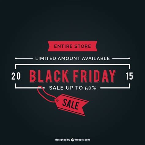 Friday Sale black friday sale label vector free