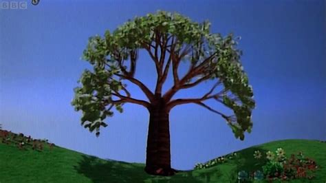 teletubbies a tree appears in teletubbies magic tree cbeebies hd
