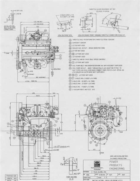 2000 Mercury Sable Engine Diagram Wiring Schematic | Wire