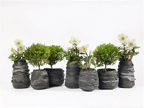 serax vasi flower pots can transform any garden or interior