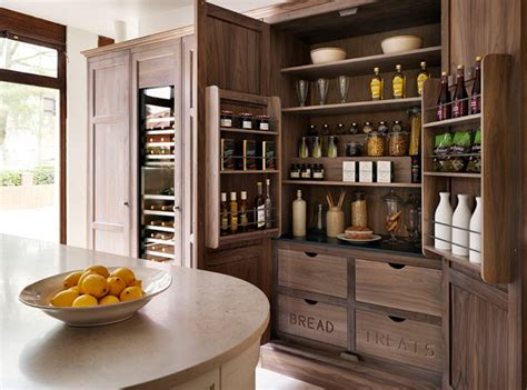 Kitchen With No Pantry by Best 25 Larder Storage Ideas On Kitchen