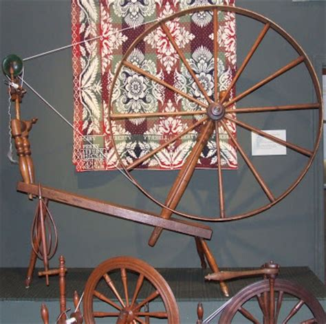 coverlet museum antique spinning wheels national coverlet museum