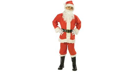 buy santa suit kids costume