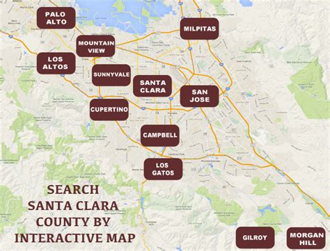 Santa Clara County Records Database Search Silicon Valley Real Estate