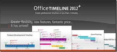 Create Powerpoint Timelines In Just 2 Minutes With Office Timeline Timeline Template Mac