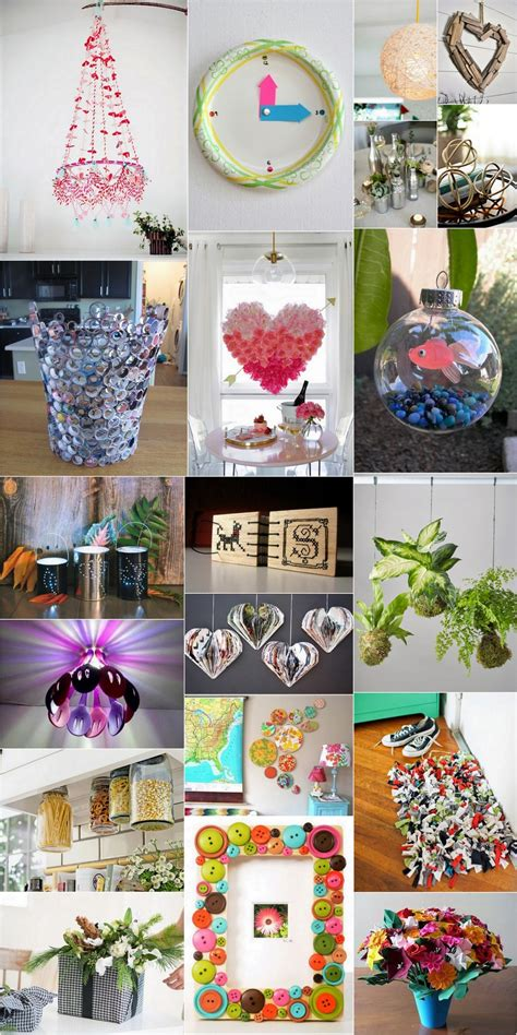 Creative Handmade Crafts - creative ideas to re purpose stuff dearlinks