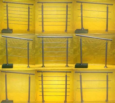 Stahlgeländer Bausatz by Die Besten 25 Treppengel 228 Nder Edelstahl Ideen Auf