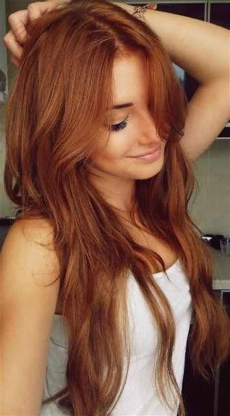 red hair color hairstyles  haircuts lovely