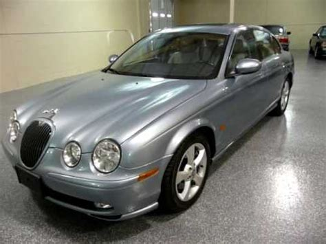 2003 jaguar s type review stunning sporty and superb 2003 jaguar s type sport 1858 sold youtube