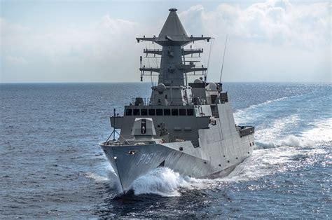 Abu Navy navdex 2017 proposals for uae navy future corvette