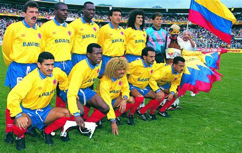 selecci 243 n colombia tendr 237 a su formaci 243 n confirmada para jugar ante chile por eliminatorias hsb seleccion de brasil 1994 siete pecados de la selecci 243 n para no repetir