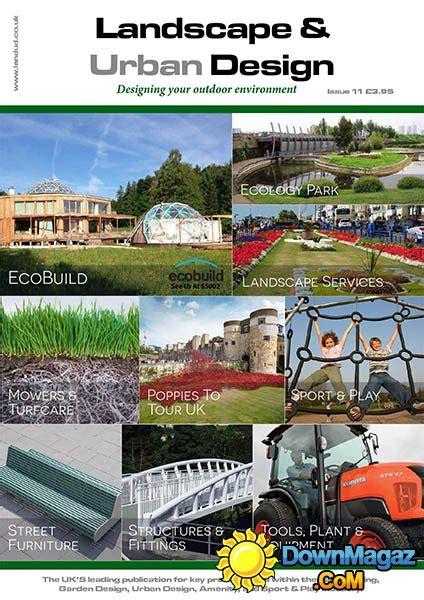 urban design journal pdf landscape urban design issue 11 2015 187 download pdf