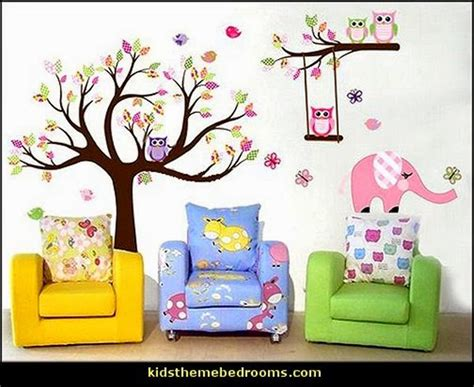 childrens wall stickers murals decorating theme bedrooms maries manor tree murals tree wall decals tree wall murals