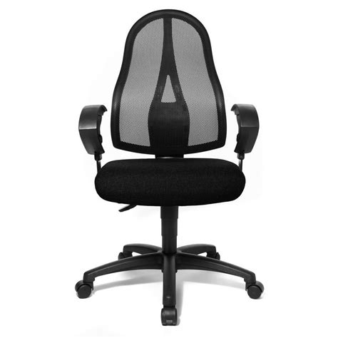 open mesh seat office chair open point p black fabric and black mesh office chair