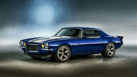 Classic Car Wallpaper Set As Background by Classic 1970 Chevrolet Camaro Hd Wallpaper Wallpaper