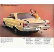 1967 Plymouth GTX  My Classic Garage