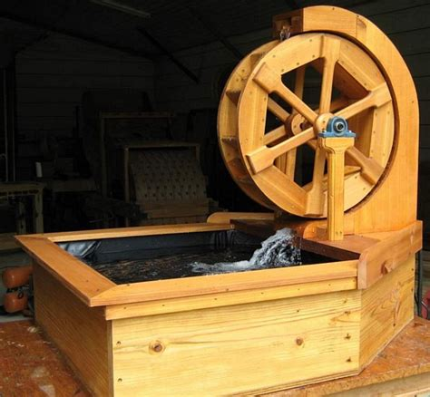 water wheel pattern woodworking plans diy plans how to build a waterwheel pdf how to