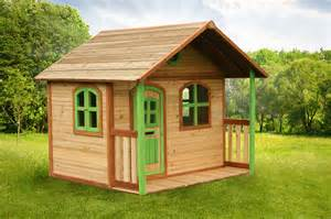 cabane de jardin en bois pour enfants