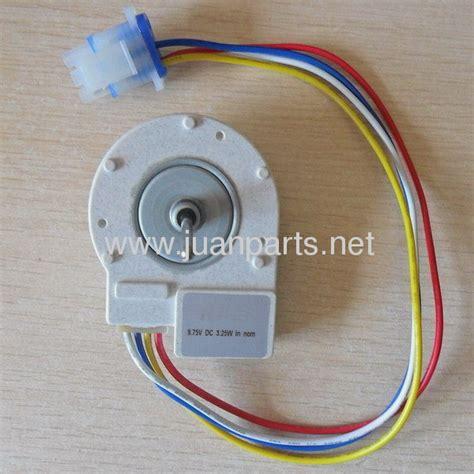 ge wr60x10185 evaporator fan motor dc for refrigerator wr60x10185 dc motor for ge refrigerator from china