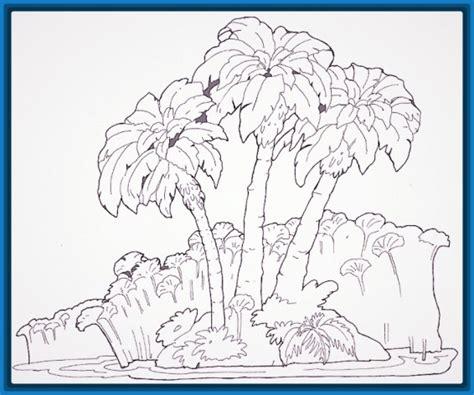 imagenes faciles para dibujar de un paisaje dibujo paisajes best dibujo paisajes paisajes de playa