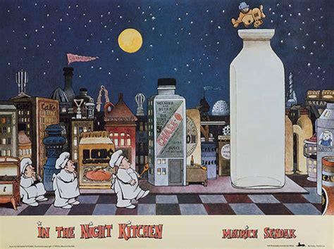 libro in the night kitchen muri 243 maurice sendak autor de quot donde viven los monstruos quot