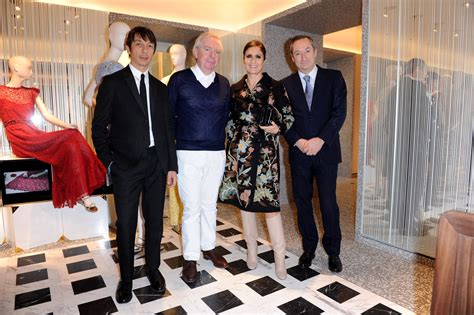 Get Excited With Valentino Boutique Opening by Valentino Flagship Store Opening Press Conference Mfw