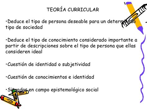 Definicion De Modelo Curricular Teor 237 As Curriculares