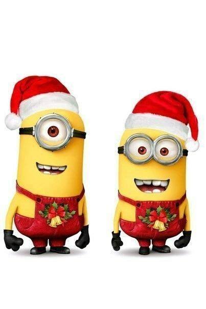 minony novyy god pinterest minions images christmas  minions