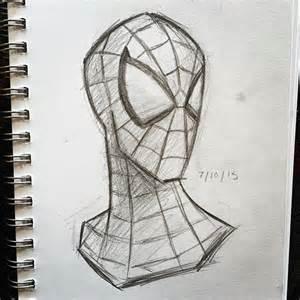 spiderman art drawing spider on instagram