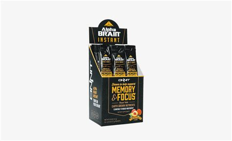 instant review alpha brain instant review morning option