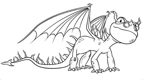 coloring pages for everyone how to train your dragon