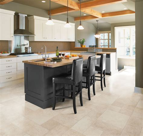 kitchen flooring designs choose right flooring for kitchen vinyl flooring my